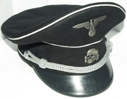 Allgemeine Waffen SS Visor Cap 853cba2ad224