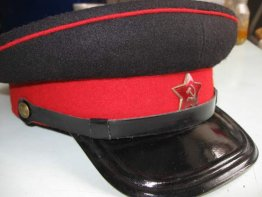 NKVD transport militia visor hat