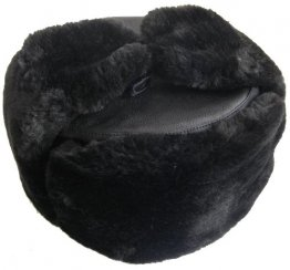 Civilian Ushanka Type 5 Leather