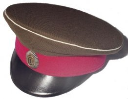 WWI Imperial Russia Officer Visor Cap