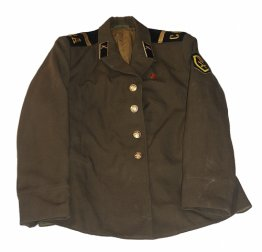 M1970 Soviet Army Private Jacket #1
