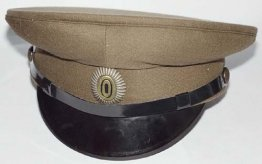 WWI Russian Imperial Visor Cap Type 1