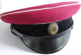 WWI Russian Imperial Visor Cap Type 3