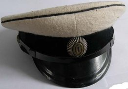 WWI Russian Imperial Visor Cap Type 6