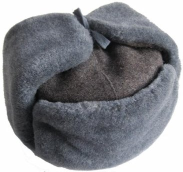 Civilian Ushanka Type 1