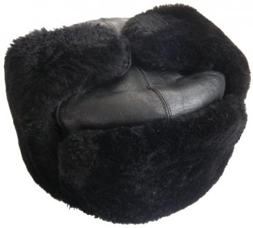 Civilian Ushanka Type 6 Leather